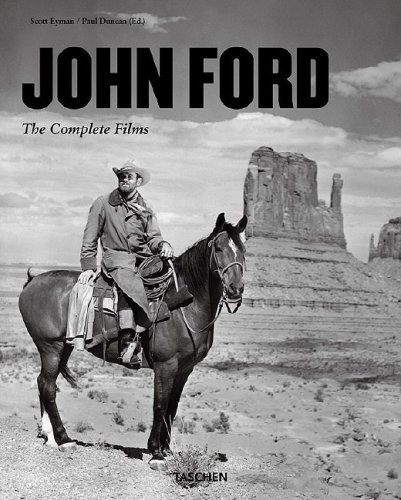 John Ford: The Complete Films по 500.00 руб от изд. Taschen