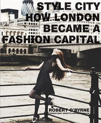Style City. How London Became a Fashion Capital по 1 500.00 руб от изд. Flammarion