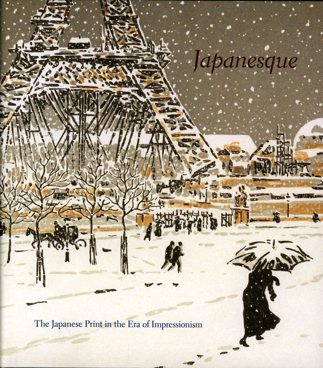 Japanesque. The Japanese Print in the era of Impressionism по 500.00 руб от изд. Prestel