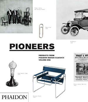 Pioneers. Products from Phaidon Design Classics. Volume One по 1 809.00 руб от изд. Phaidon