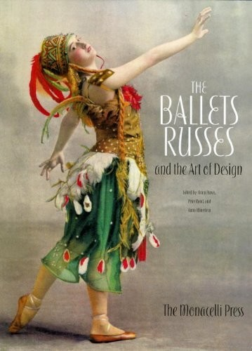 сер./The Ballets Russes and the Art of Design by Alston Purvis анг. по 1 928.00 руб от изд. Monacelli Press