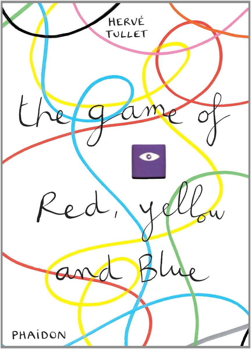 сер./The Game of Red,Yellow and Blue(Tullet Game)  ##. по 452.00 руб от изд. Phaidon
