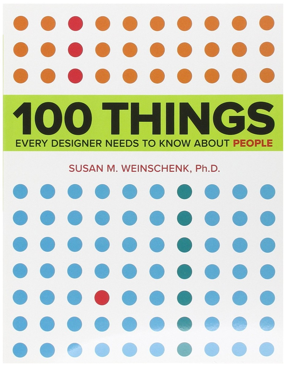 сер./100 Things every designer needs to know about people анг. по 1 071.00 руб от изд. New Riders