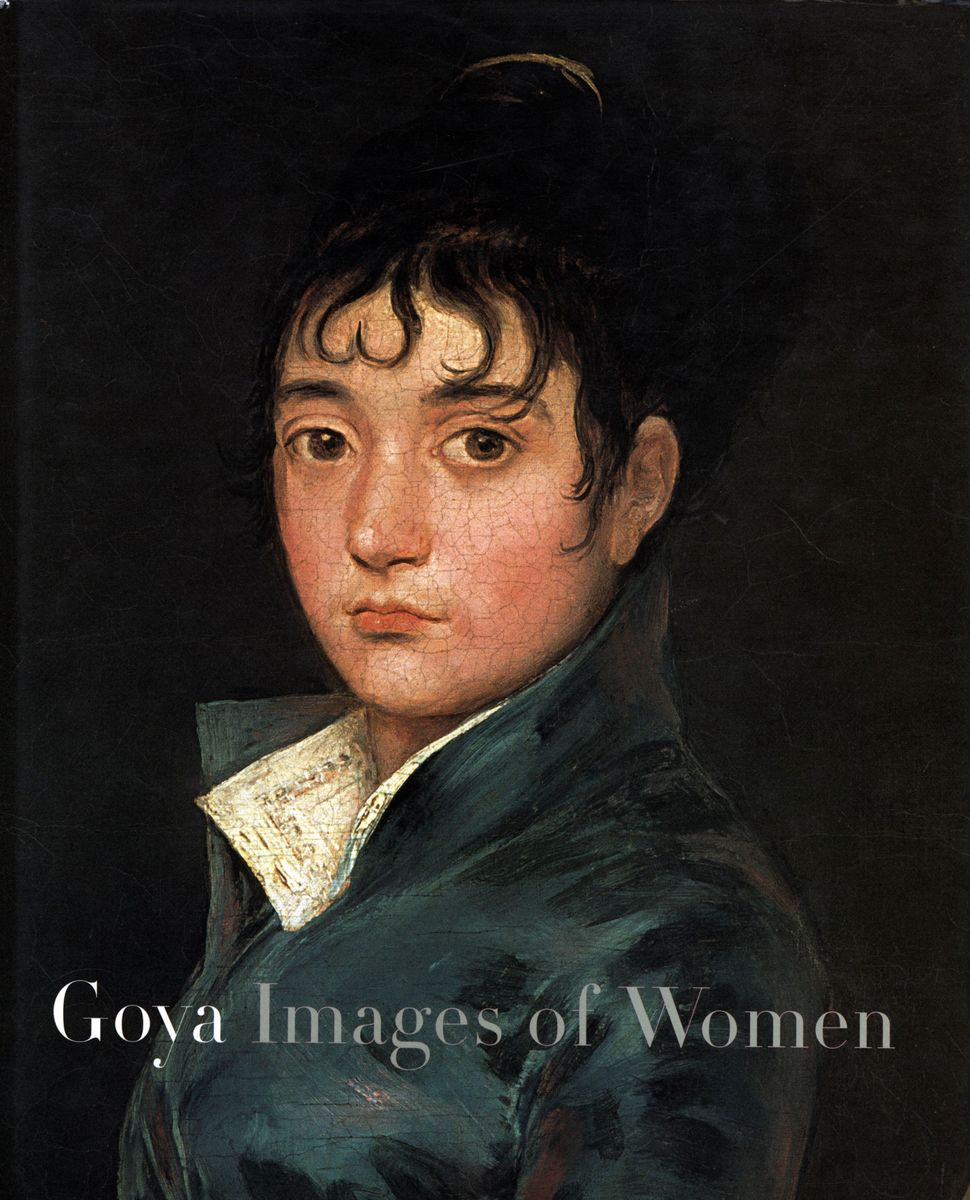 Goya Images of Women по 1 071.00 руб от изд. Yale