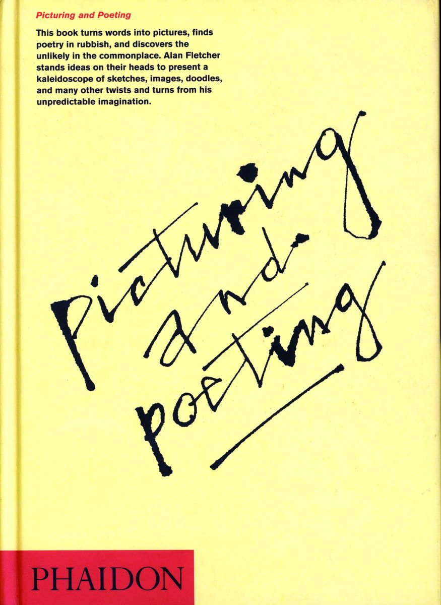 Picturing and Poeting по 1 500.00 руб от изд. Phaidon