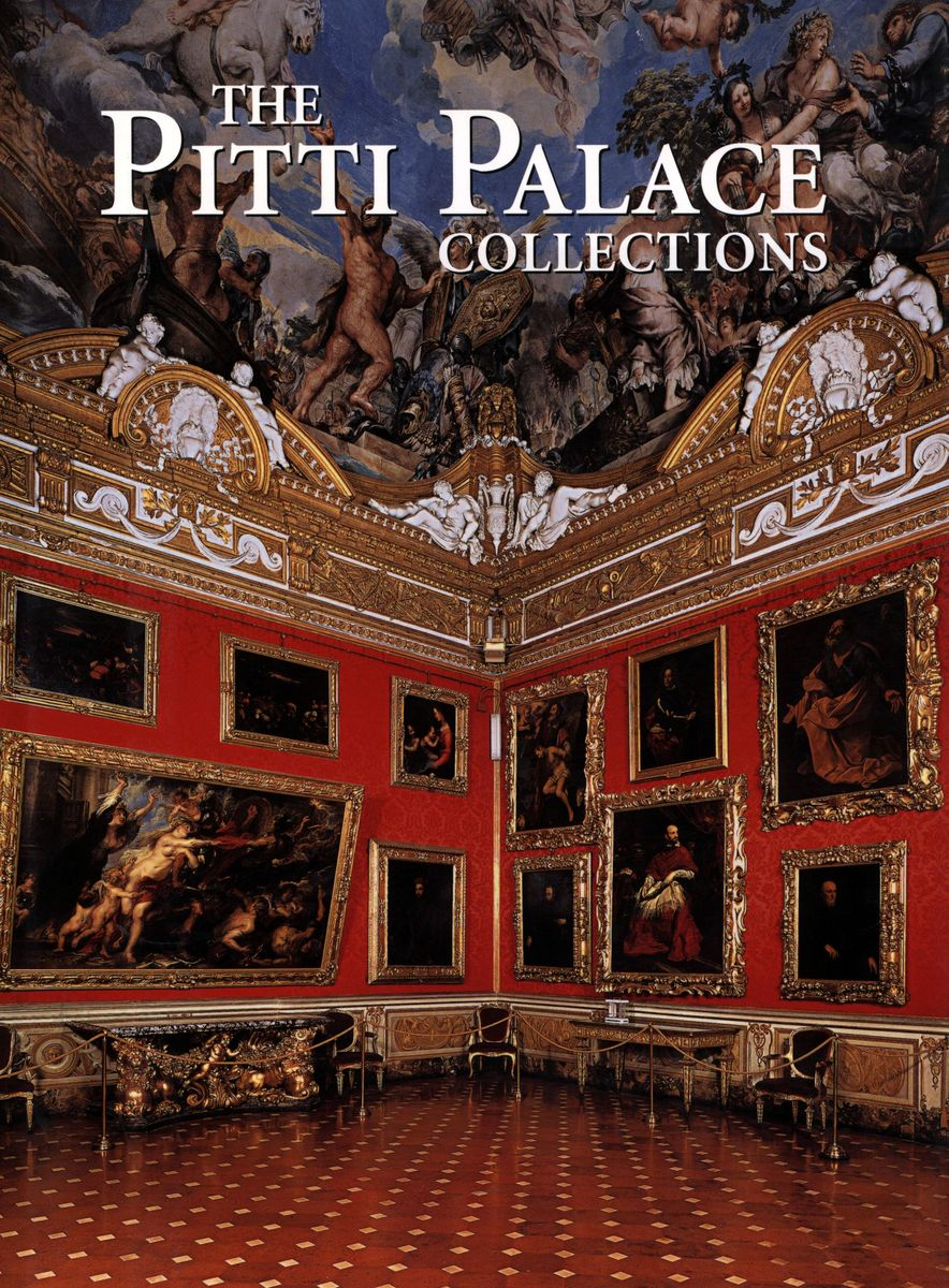 The Pitti Palace Collections по 500.00 руб от изд. Beaux Arts ed.