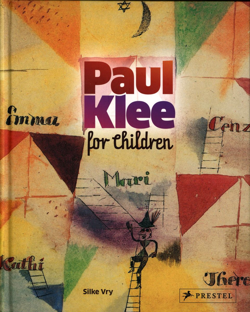 Paul Klee for Children по 726.00 руб от изд. Prestel
