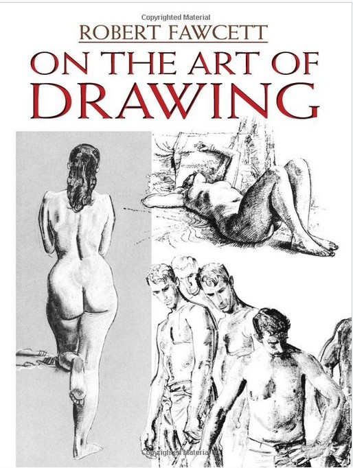 On the Art of Drawing по 568.00 руб от изд. Dover