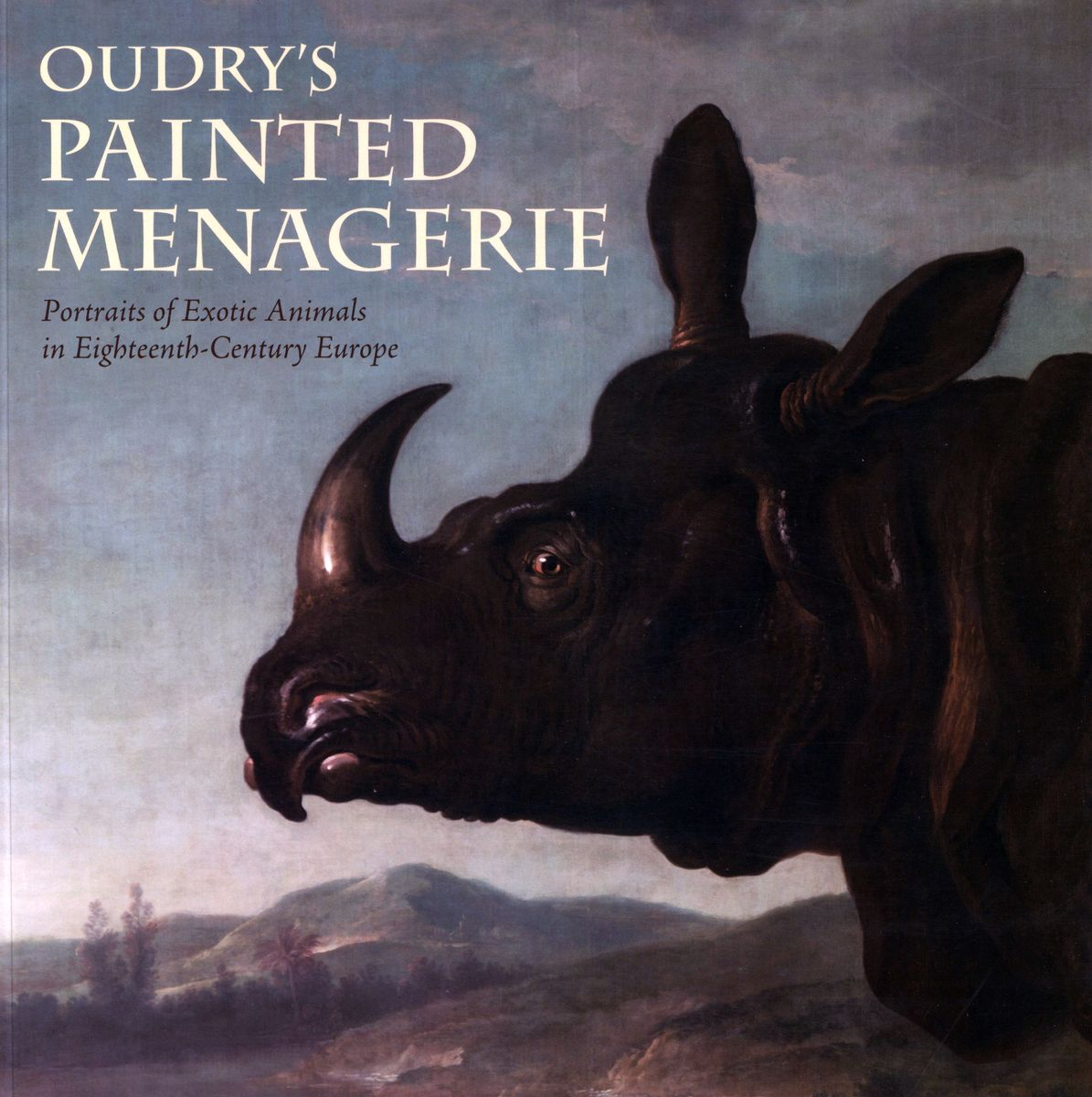 Oudry's Painted Menagerie Portraits of Exotic Animals in Eighteenth-Century Europe по 1 809.00 руб от ScrapBerry's,США