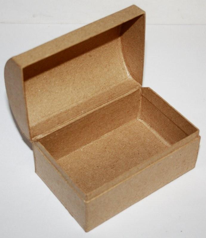 Как сделать коробку из папье-маше своими руками 82