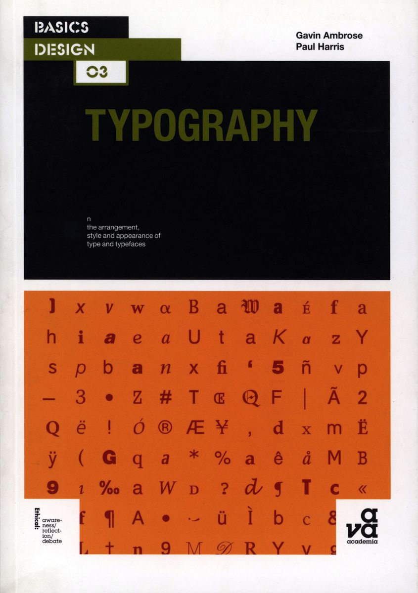 Basics Design 03: Typography по 1 297.00 руб от изд. AVA Publishing