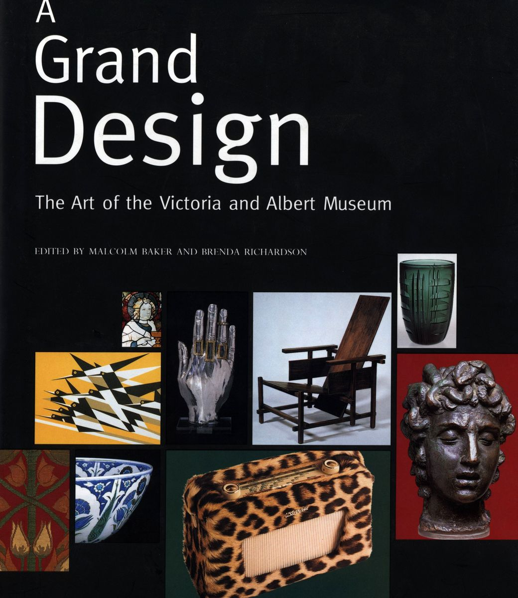 A Grand Design The art of the Victoria and Albert Museum по 2 500.00 руб от изд. V&A