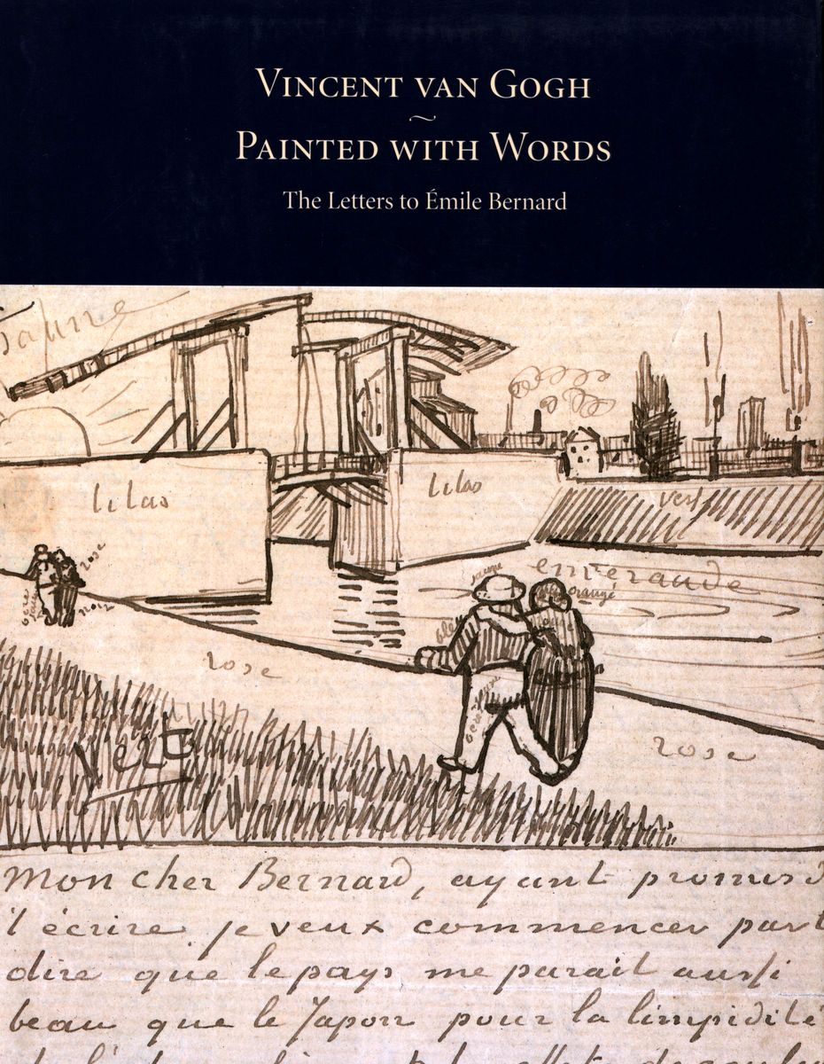 Vincent Van Gogh, Painted with Words по 1 773.00 руб от изд. Rizzoli US