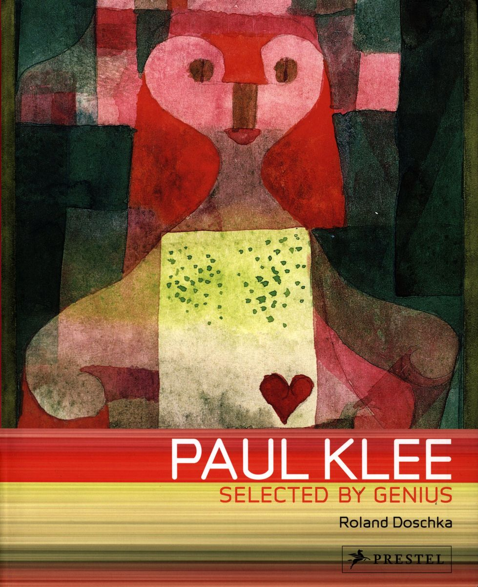 Paul Klee. Selected by Genius по 988.00 руб от изд. Prestel