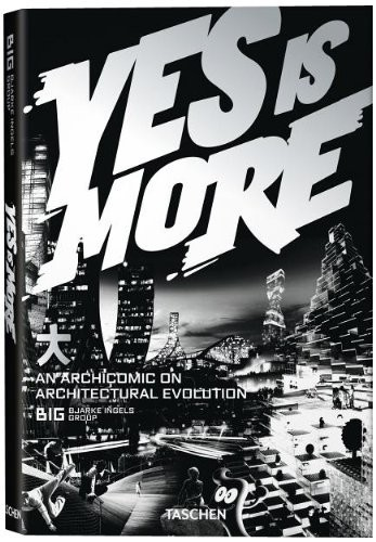 Yes is More. An Archicomic on Architectural Evolution по 1 584.00 руб от изд. Taschen