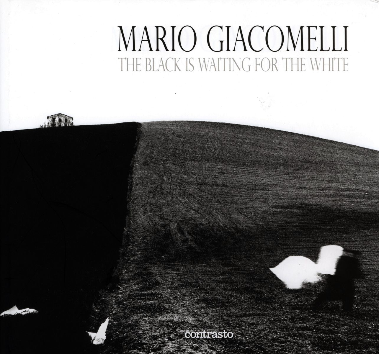 Mario Giacomelli Photographs. The Black is waiting. по 1 500.00 руб от ScrapBerry's,США
