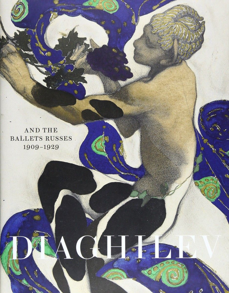 Diaghilev and the Golden Age of the Ballets Russes, 1909-1929 по 1 833.00 руб от изд. V&A