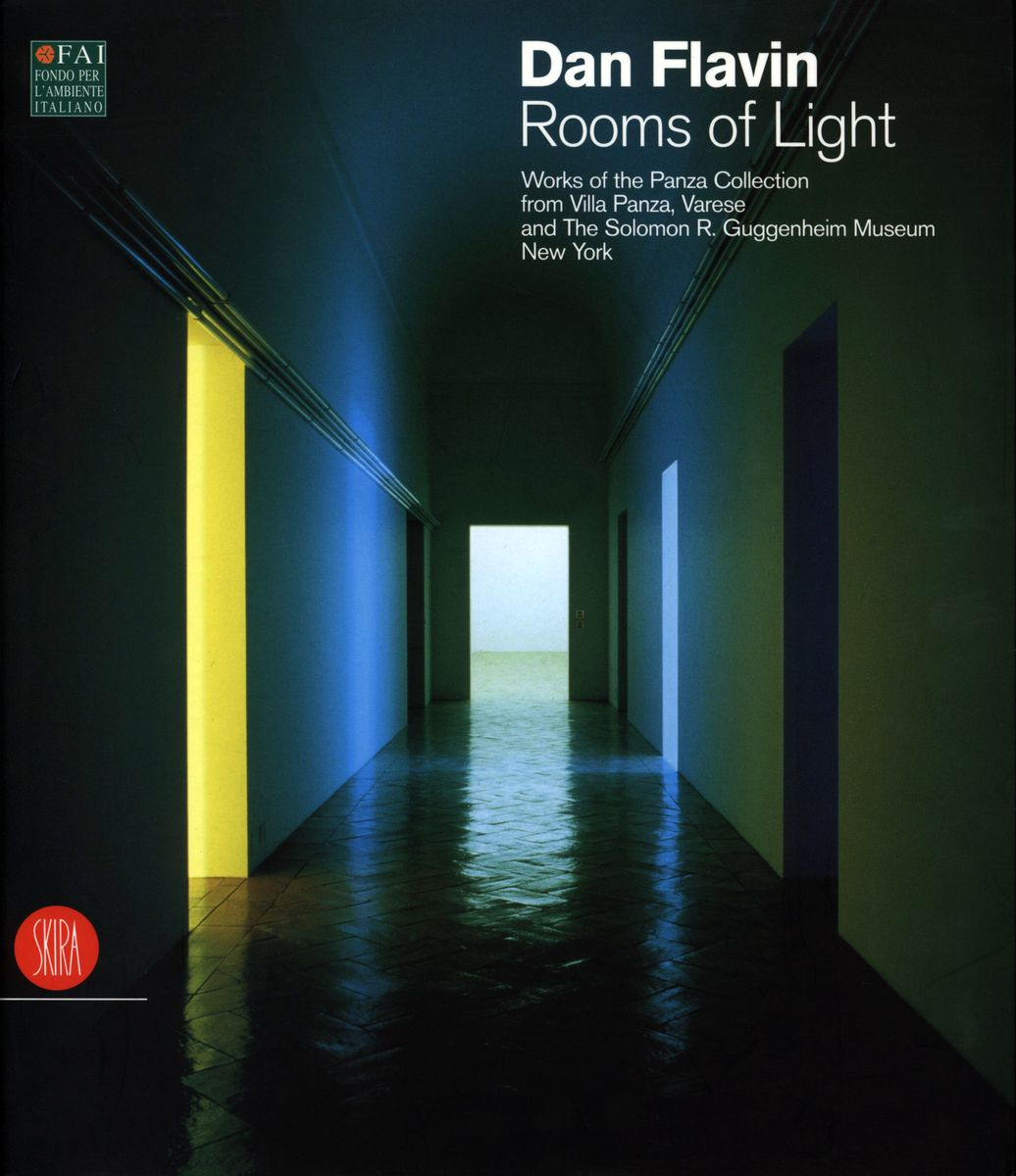 Rooms of Light Works of the Panza Collection from Villa Panza, Varese and The Solomon R. Guggenheim Museum New York по 1 059.00 руб от изд. Skira Editore