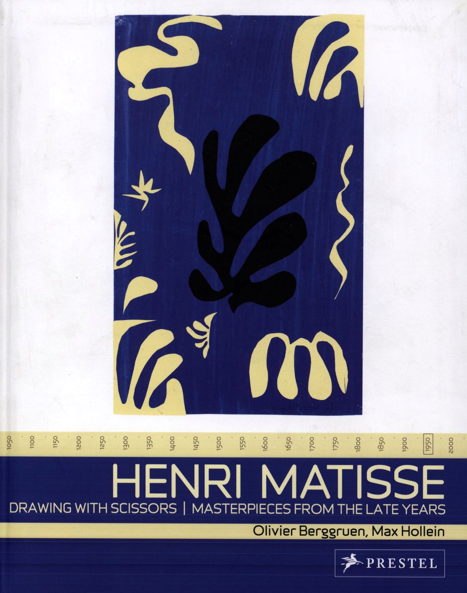 Henri Matisse: Drawing with Scissors. Masterpieces from the Late Years по 1 035.00 руб от изд. Prestel