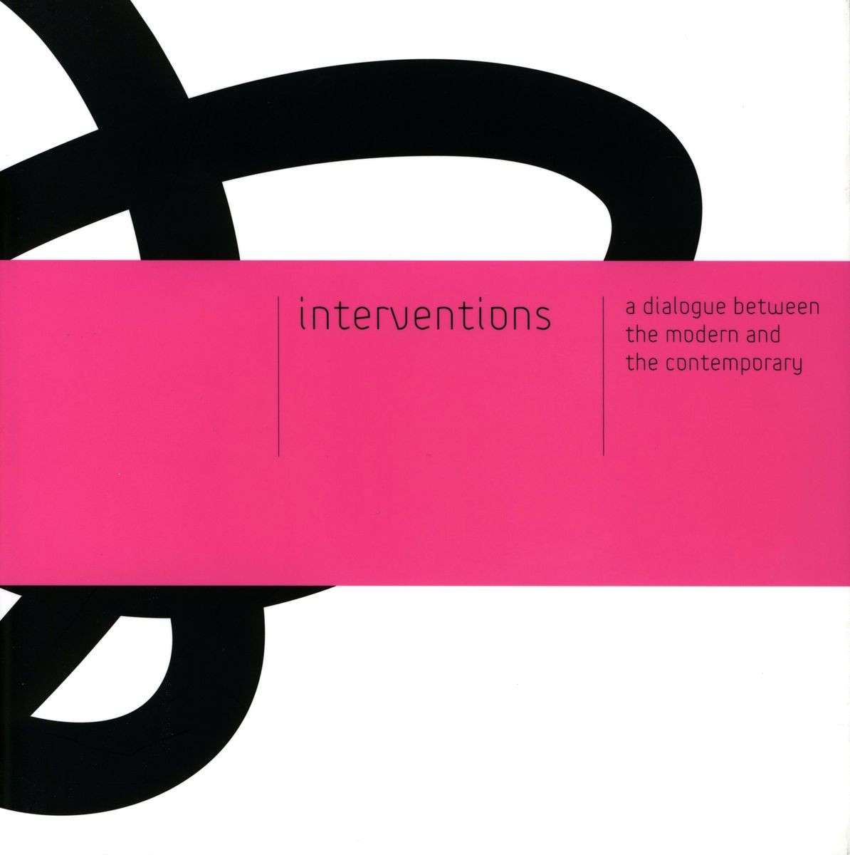 Interventions. A Dialogue Between the Modern and the Contemporary по 500.00 руб от изд. Skira Editore