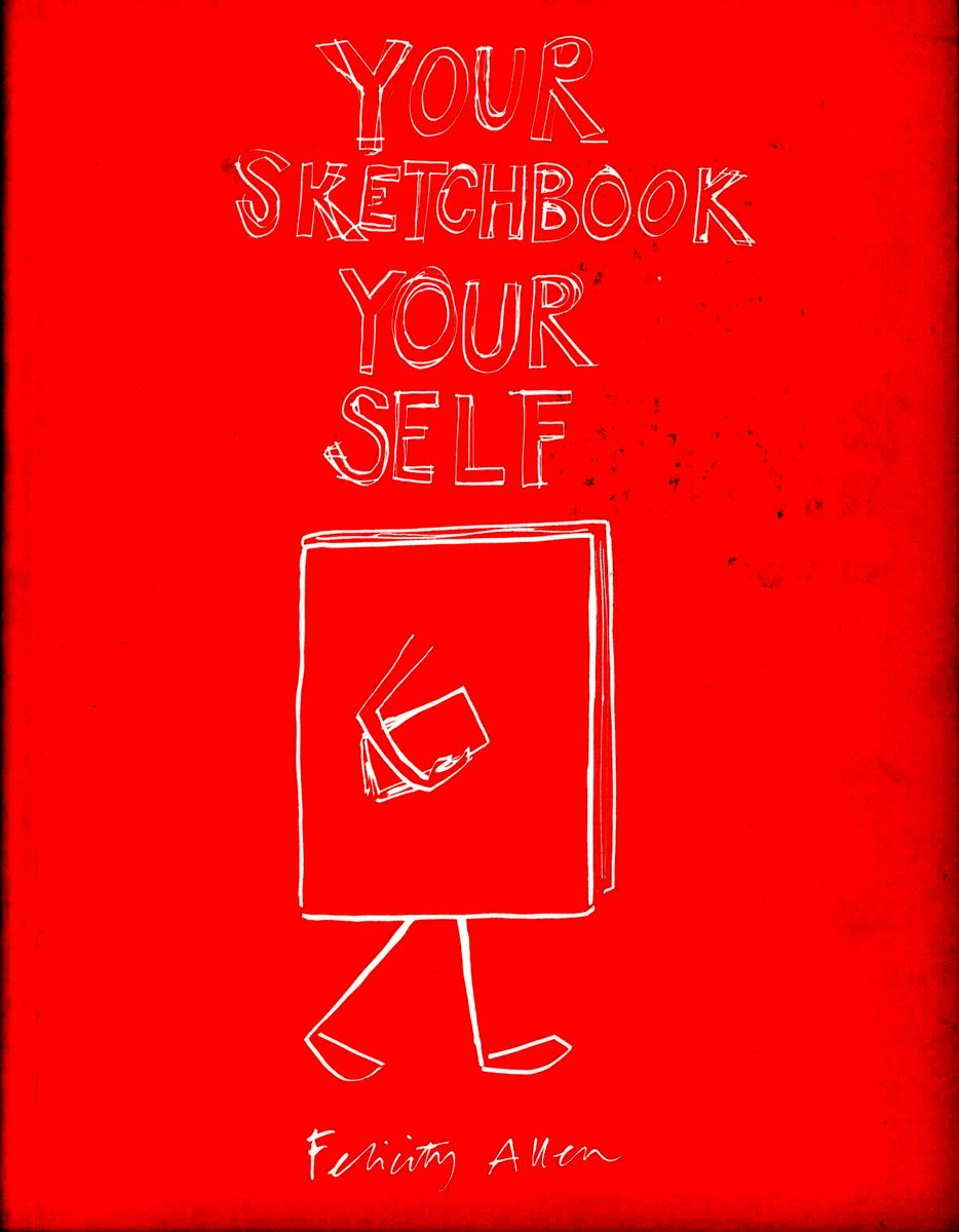 Your sketchbook your self по 619.00 руб от ScrapBerry's,США