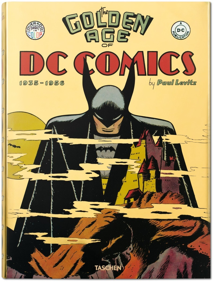 сер./The golden age of DCCOMICS 1935-1956 by Paul Levitz анг. по 2 800.00 руб от изд. Taschen