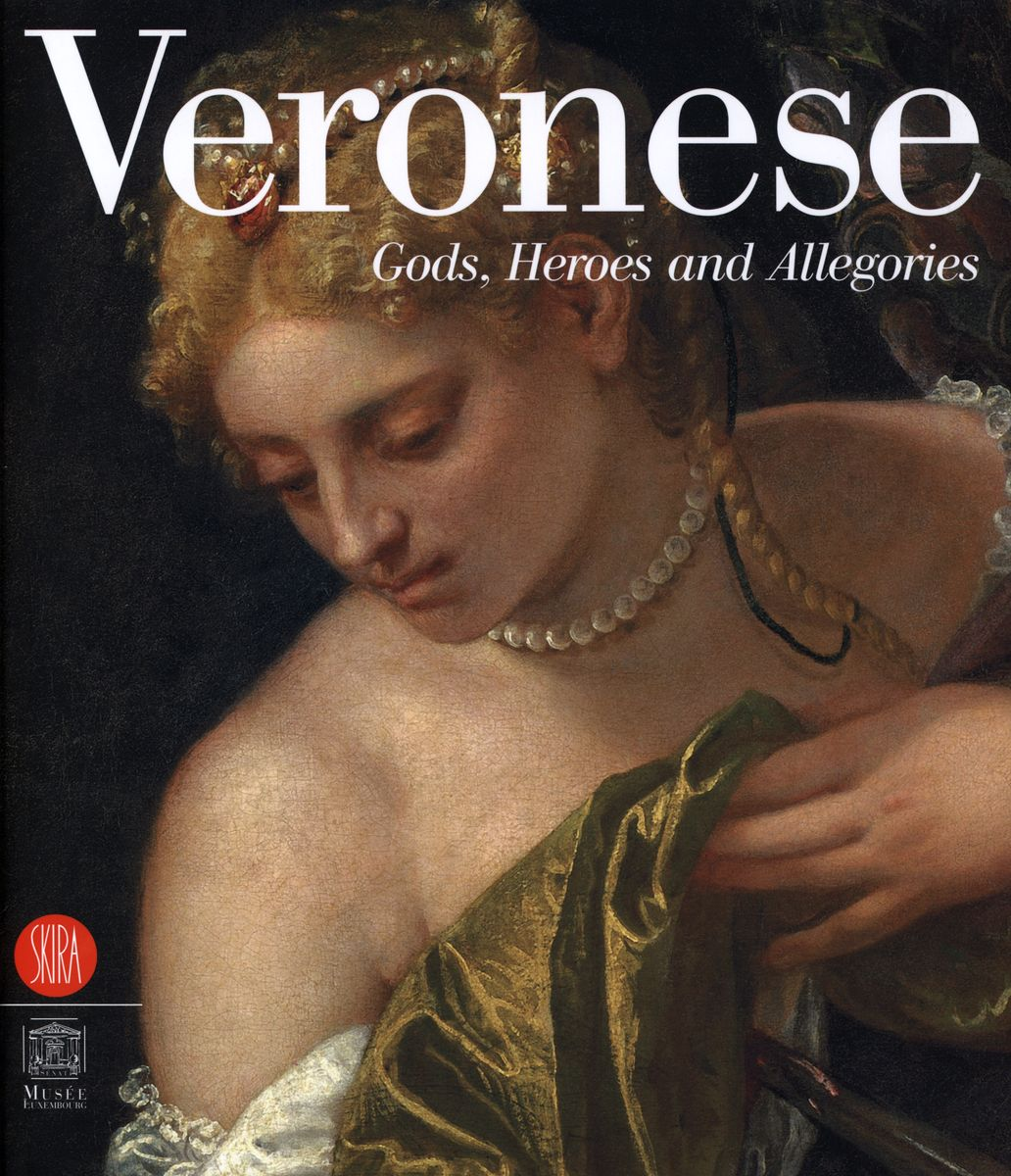 Veronese. Gods, Heroes and Allegories по 1 500.00 руб от изд. Skira Editore
