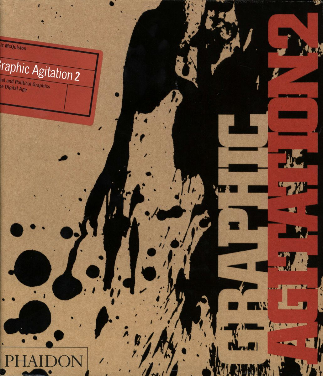 Graphic Agitation 2 по 1 476.00 руб от изд. Phaidon
