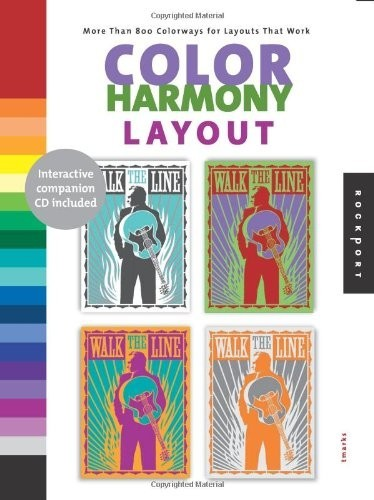 Color Harmony: Layout: More than 800 Colorways for Layouts that work по 1 080.00 руб от изд. PAGE ONE