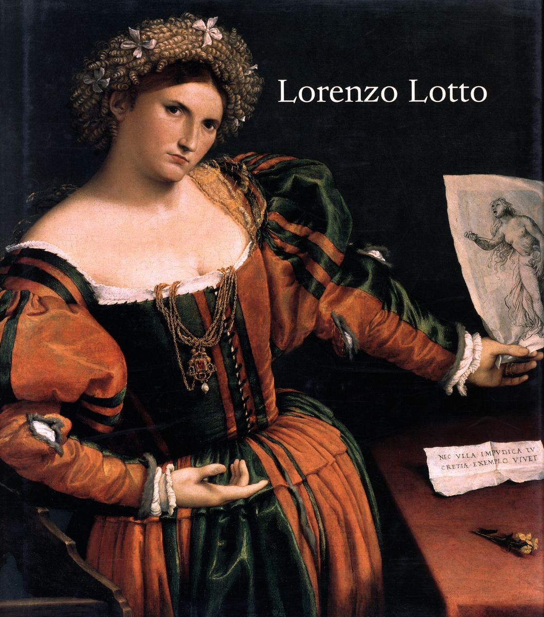 Lorenzo Lotto. Rediscovered Master of the Renaissance по 1 500.00 руб от изд. Yale