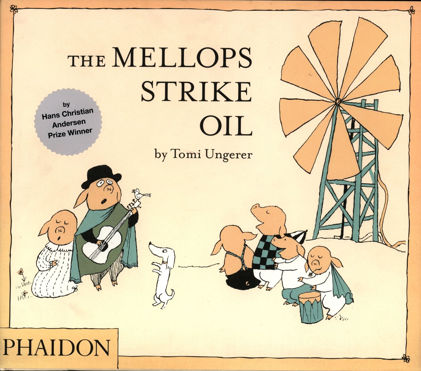 The Mellops Strike Oil по 512.00 руб от изд. Phaidon