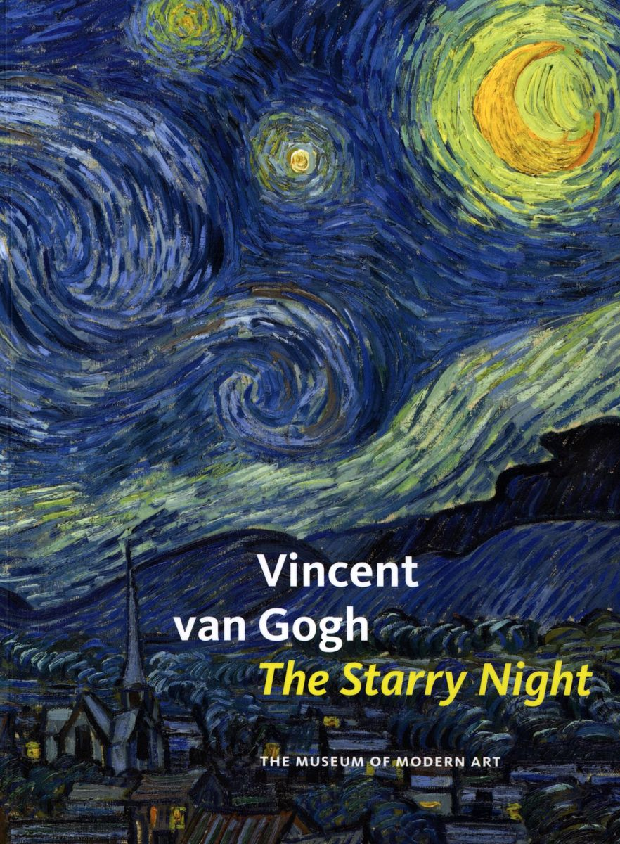 Vincent van Gogh The Starry Night по 452.00 руб от изд. The Museum of Modern Art, New York