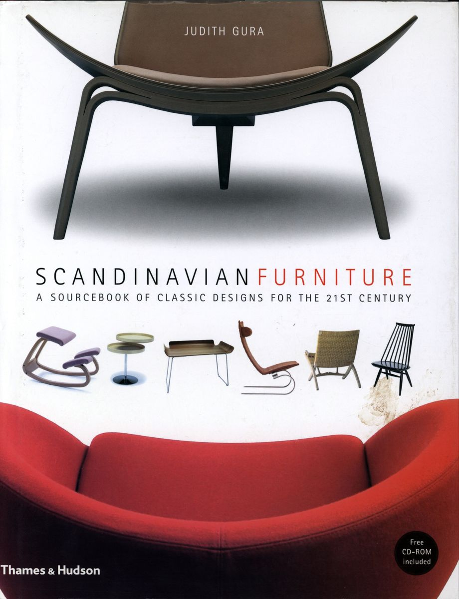 Scandinavian Furniture : A Sourcebook of Classic Designs for the 21st Century по 2 317.00 руб от изд. Thames&Hudson