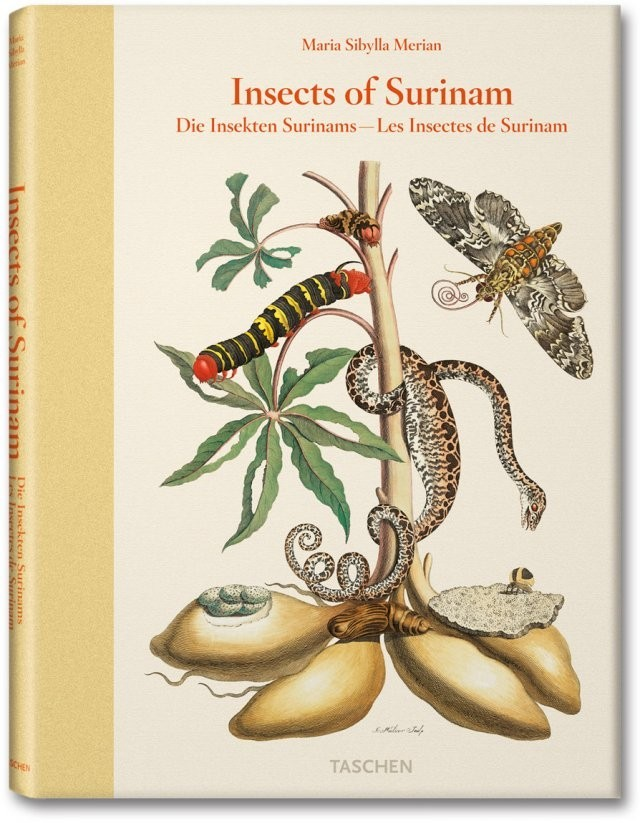 Insects of Surinam по 2 244.00 руб от изд. Taschen