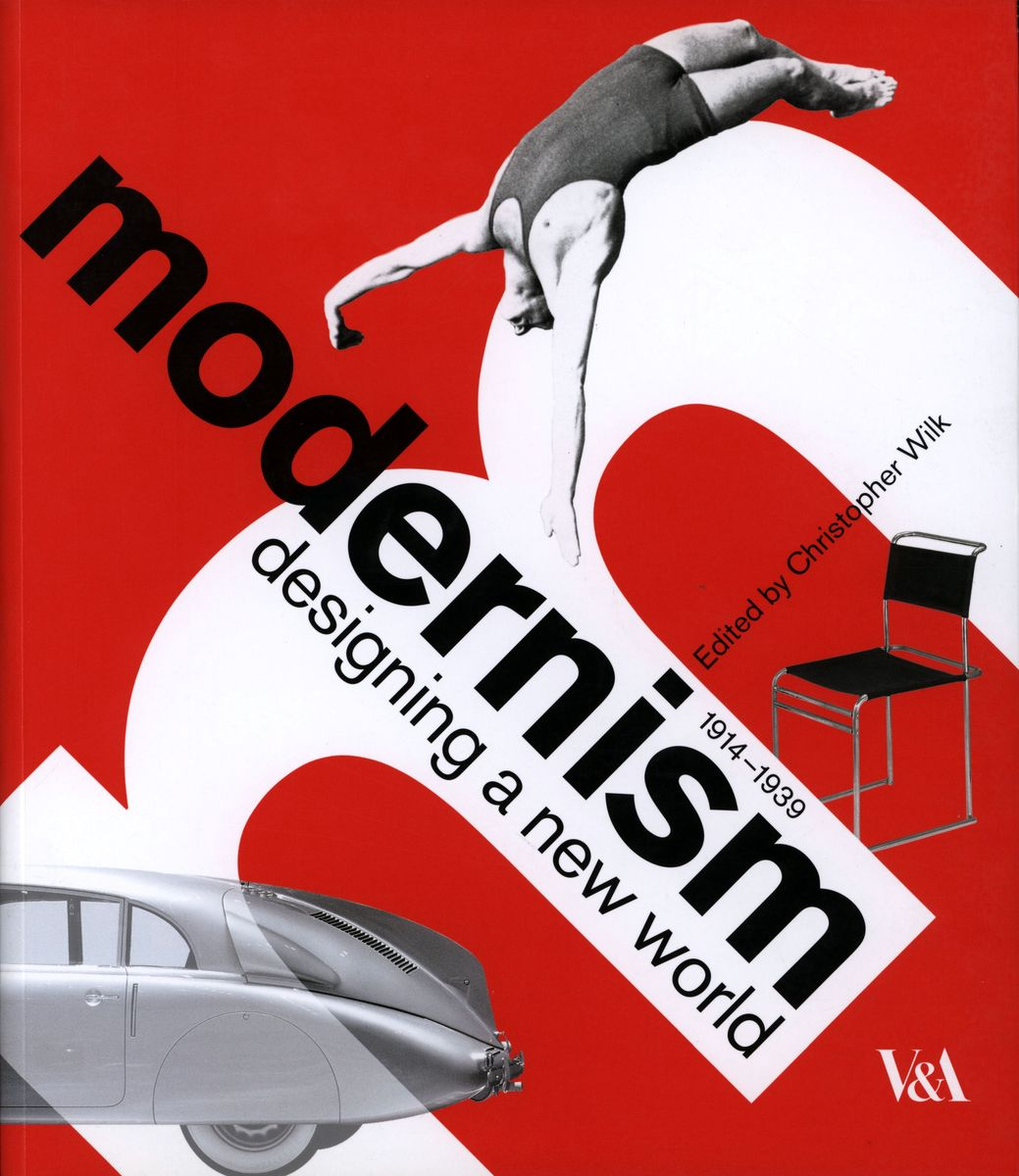 Modernism: Designing a New World, 1914-1939 по 1 309.00 руб от изд. Phaidon