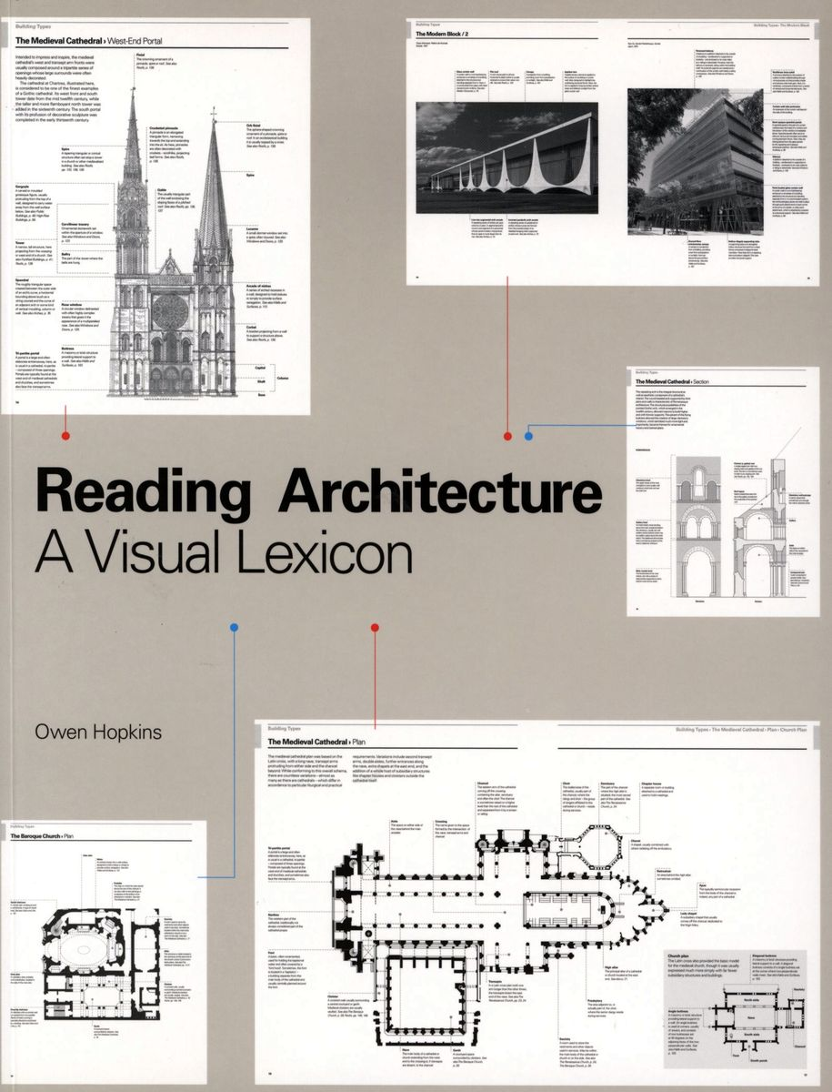 Reading Architecture A Visual Lexion по 1 297.00 руб от изд. Laurence King