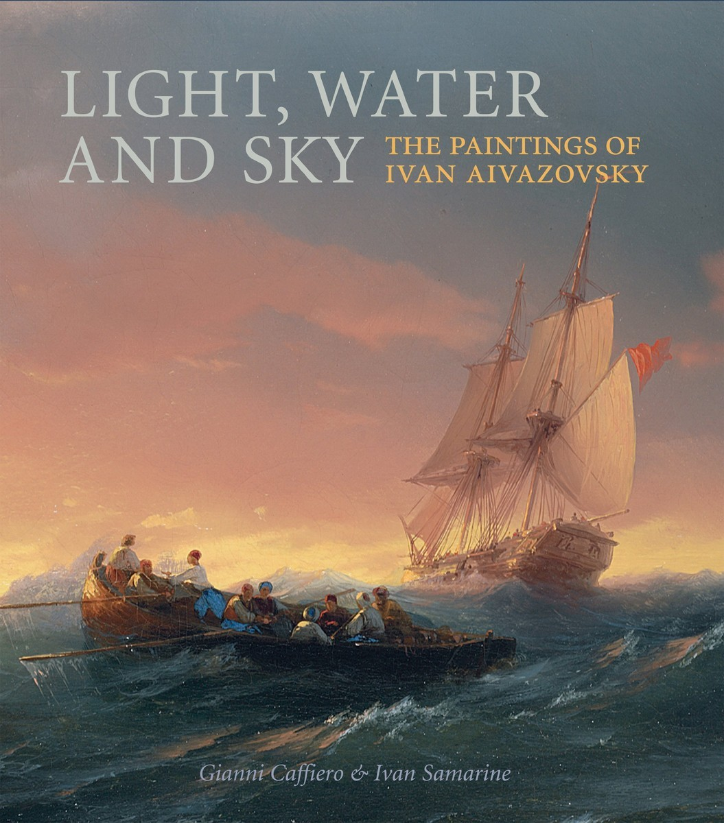 сер./Light,water and sky.The painting of Ivan Aivan Aivazovsky анг. по 4 213.00 руб от изд. Laurence King