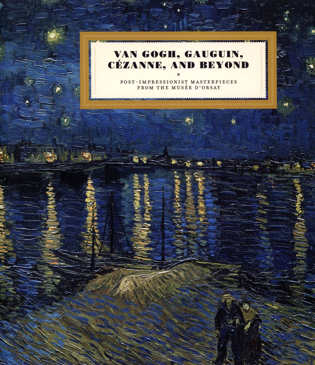 Van Gogh, Gauguin, C?zanne, and Beyond. Post-Impressionist Masterpieces from the Mus?e d'Orsay по 2 416.00 руб от изд. Prestel