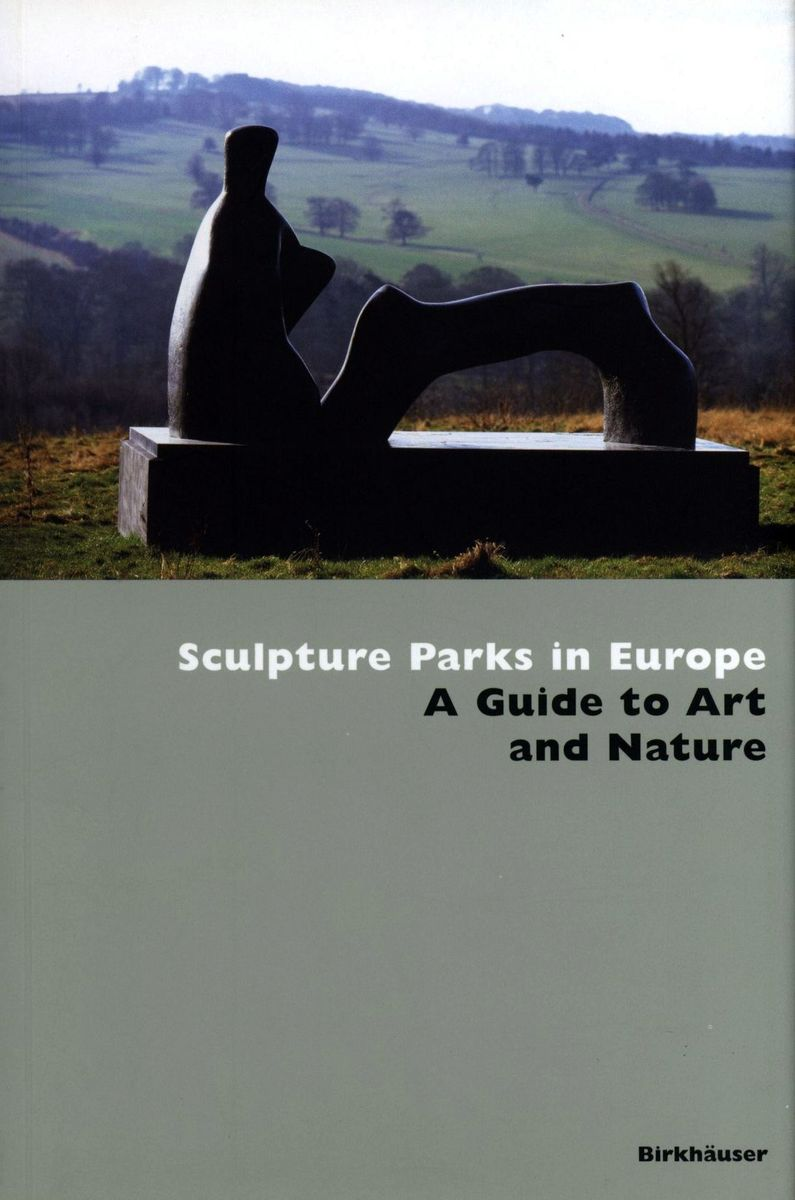 Sculpture Parks in Europe по 1 292.00 руб от изд. Taschen
