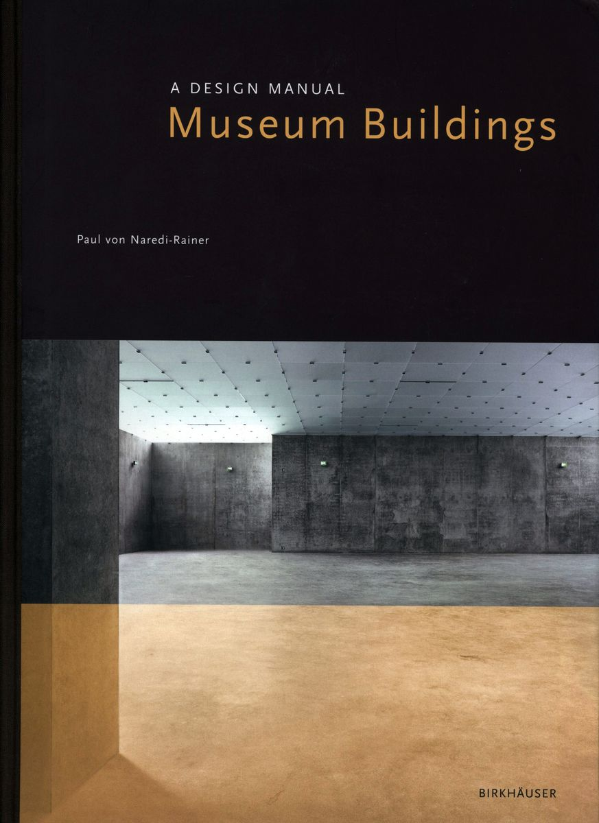 A design manual Museum Building по 2 149.00 руб от изд. Taschen