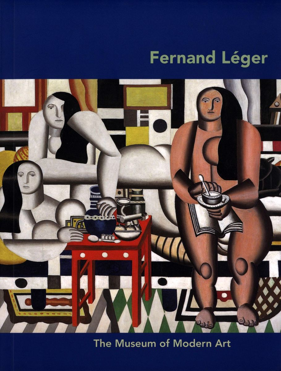 Fernand Leger по 452.00 руб от изд. The Museum of Modern Art, New York