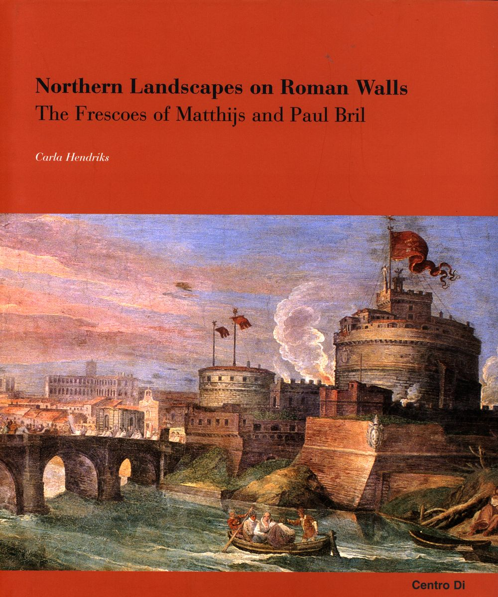 сер./Northern Landscapes on Roman Walls: The Frescoes of Matthijs and Paul Bril по 500.00 руб от изд. Centro Di