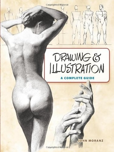 Drawing and Illustration: A Complete Guide по 970.00 руб от изд. Dover