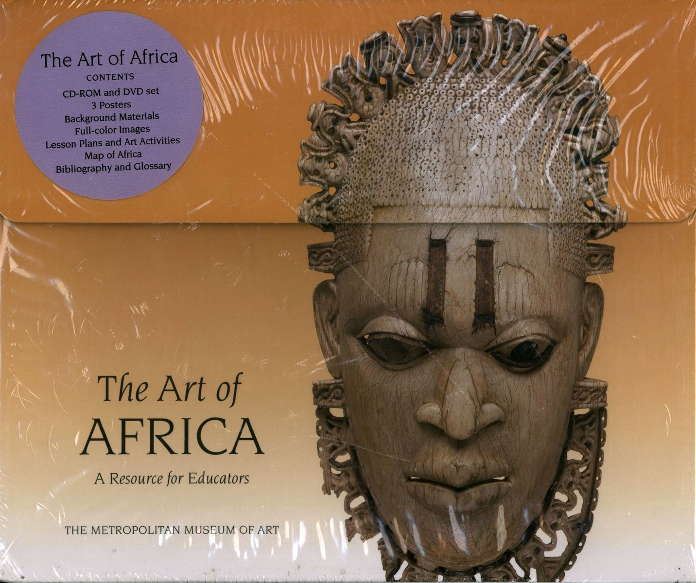 The Art of Africa. A Resource for Educators по 1 500.00 руб от изд. Yale