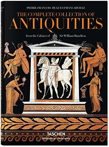 Antiquities d'Hancarville: The Complete Collection по 0.00 руб от изд. Taschen