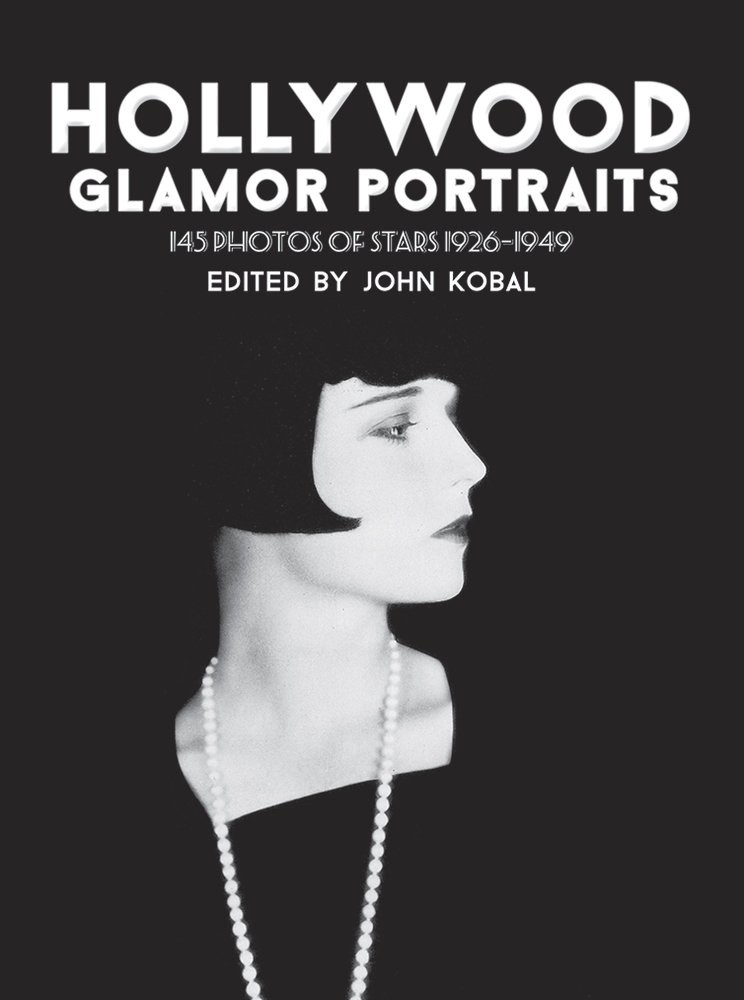 Hollywood Glamor Portraits по 666.00 руб от изд. Dover
