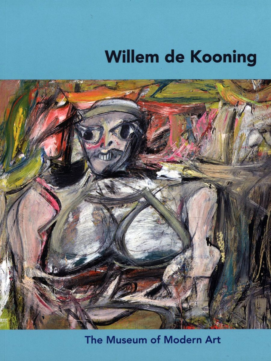Willem de Kooning по 500.00 руб от изд. The Museum of Modern Art, New York