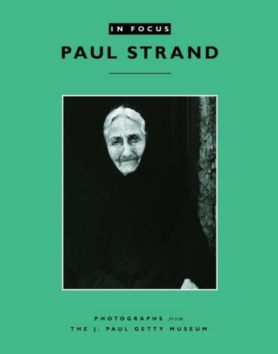 Paul Strand: Photographs from the J. Paul Getty Museum по 857.00 руб от изд. Getty