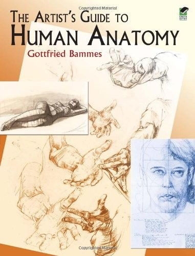 The Artist's Guide to Human Anatomy по 881.00 руб от изд. Dover