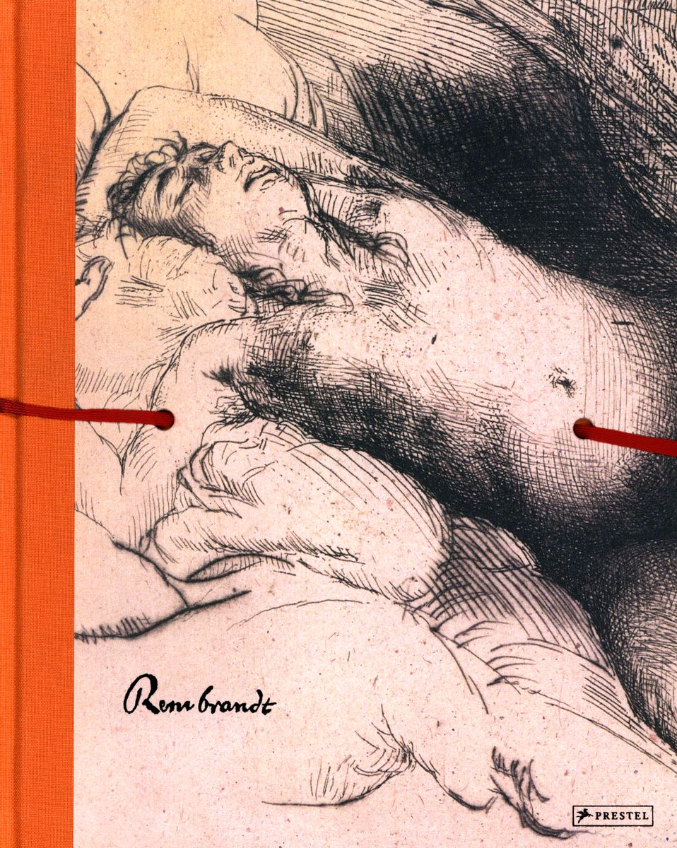 Rembrandt Erotic Sketchbook по 851.00 руб от изд. Prestel